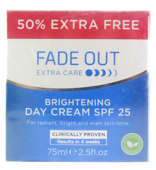 Fade Out Extra Care Brightening DayCream 2.5 FL OZ (Front)