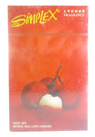 Simplex Lychee Fragrance 12 Pieces(Front)
