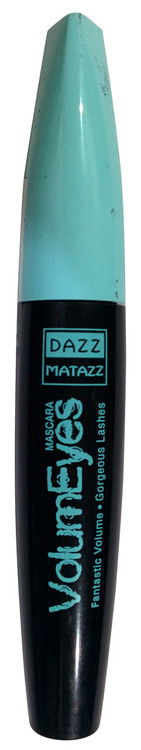 Dazz Matazz Volume Eyes Mascara Black 01