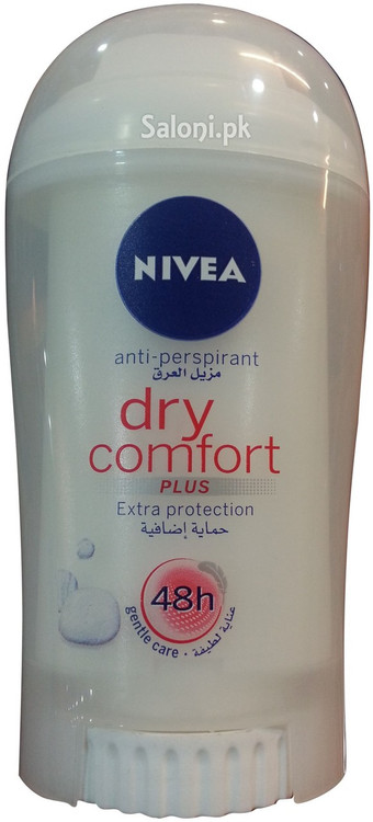 Nivea Dry Comfort Plus Extra Protection 48h Deodorant 40 ML Front