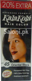 Hair Color 45 Oriental Black (Front)