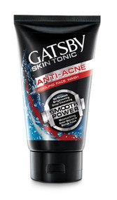 Gatsby Skin Tonic Anti Acne Cooling Face Wash 100 G