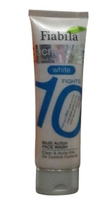 Fiabila Multi Action  10 in 1 Face Wash 100ML buy online in pakistan best price original products