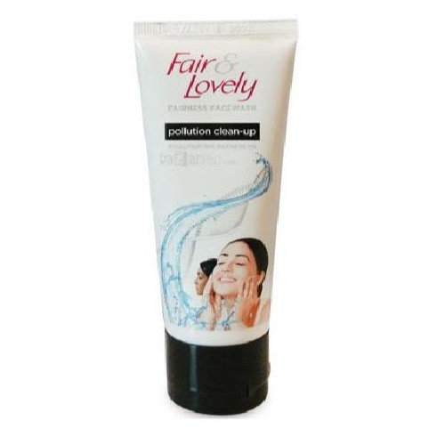 Fair & Lovely Pollution Clean Up Face Wash 100 Gram