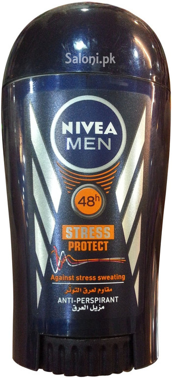 Nivea Men 48h Stress Protect Deodorant 40 ML Front