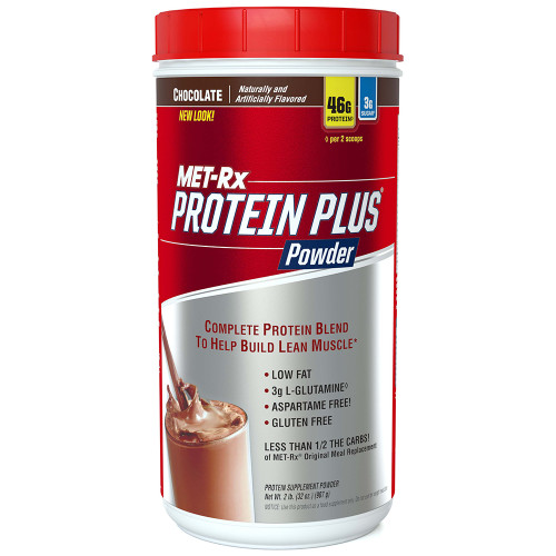 Met-Rx METAMYOSYN Protein Plus Powder Chcolate 907 Grams (2LBs)