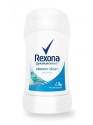 Rexona Motionsense Shower Clean Dry & Fresh Anti-Perspirant 40 ML