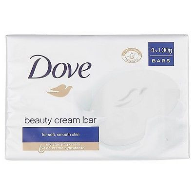 Dove Beauty Cream Bar Soap 100g (Imported)