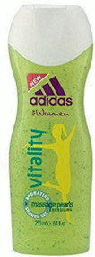 - Adidas Vitality Woman Hydrating Shower Gel 250ML