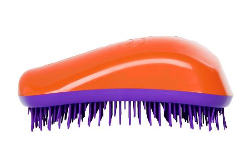 Dessata Orignal Hair Brush Orange-Purple