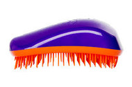 Dessata Orignal Hair Brush Purple-Tangerine