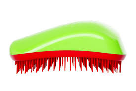 Dessata Orignal Hair Brush Green-Cherry
