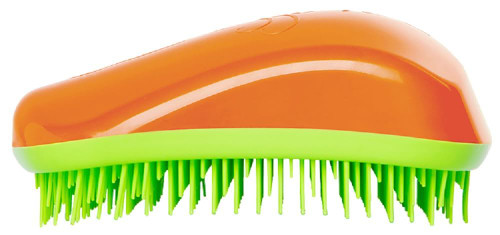 Dessata Orignal Hair Brush Orange-Lime