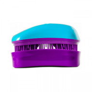 Dessata Mini Hair Brush Mini Turquoise- Purple
