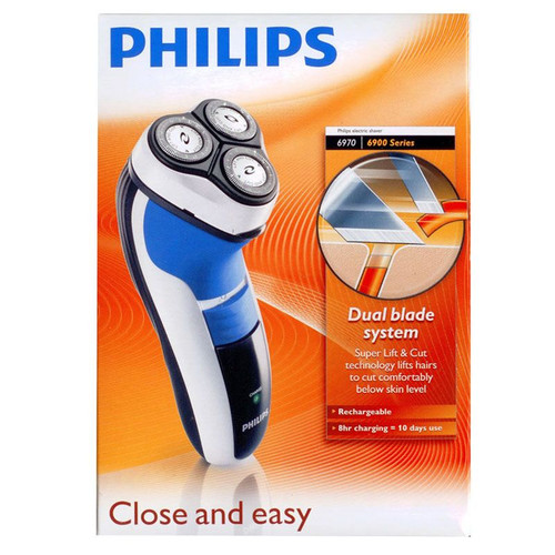Philips Close & Easy Shaver