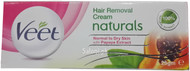 Veet Hair Removal Cream Naturals Normal To Dry Skin Front