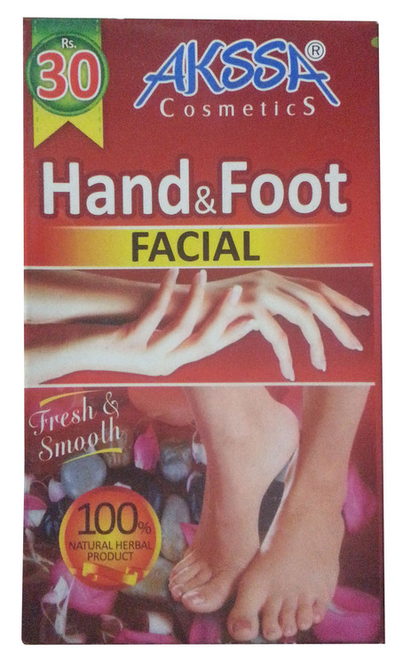 Akssa Hand & Foot Facial