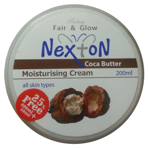Nexton Coca Butter Moisturizing Cream 200 ML