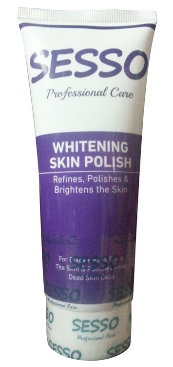 Sesso Professional Whitening Skin Polish 150 ML