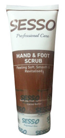 Sesso Professional Care Hand & Foot Scrub 150 ML