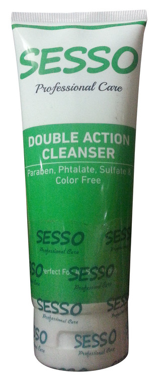 Sesso Professional Double Action Cleanser 150 ML