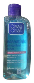 Clean & Clear Essential Oil Control Toner100 Grams