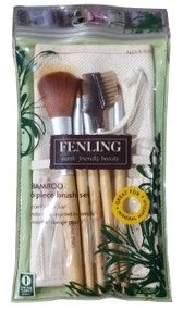 Fenling Bamboo Brush Set