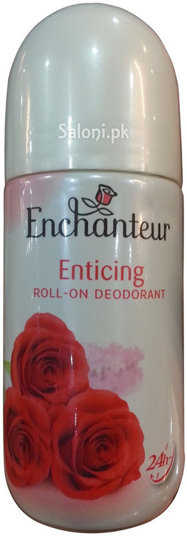 Enchanteur Enticing Roll On Deodorant 24h Front