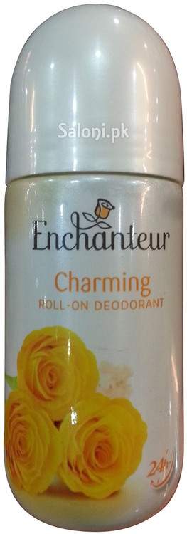 Enchanteur Charming Roll On Deodorant 24h Front