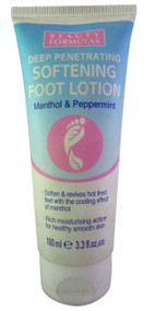 Beauty Formulas Deep Penetrating Softening Foot Lotion 100 ML