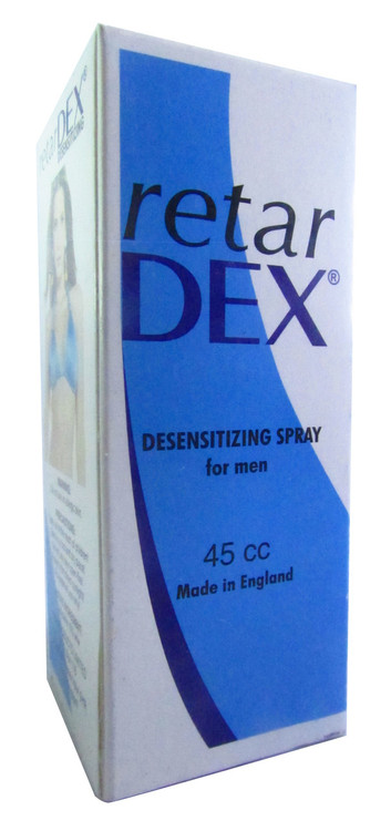 Retar Dex Desensitizing Spray For Men 45 Cc Imported Rs 675