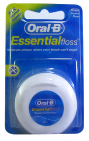 Oral-B Essential Floss Mint Waxed 50 (front)