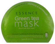 Essence Green Tea Mask Natural Silk Mask Towel 25g