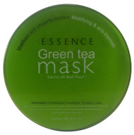 Essence Green Tea Mask Natural Silk Mask Towel 25gx5 Pcs
