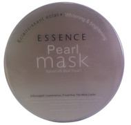 5 x Essence Pearl Mask Natural Silk Mask Towel 25g