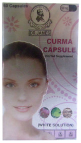 Dr James Curma 60 Capsules 500 Mg