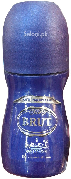 Brut Spirit Roll On Anti-Perspirant Front