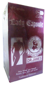 Dr. James Lady Capsules 60 Capsules