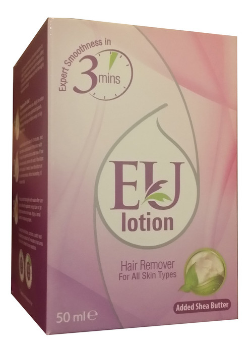 Eu Lotion Safe & Smooth Hair Remover 50 ML buy online in pakistan