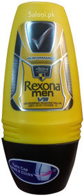 Rexona Men V8 Performance Roll On Deodorant Front