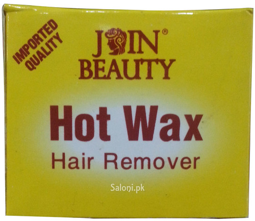 Join Beauty Hot Wax Hair Remover Front