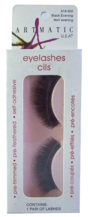 Artmatic Black Evening Eyelashes Cils 003