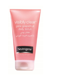 Neutrogena Visibly Clear Pink Grapefruit Scrub (200 ML)