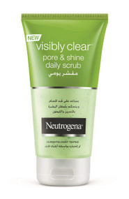 Neutrogena Visibly Clear Pore & Shine Scrub (150 ML)