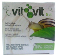 Diet-Esthetic Vit Vit Snail Extract Gel For Facial Treatment 50ML