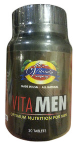The Vitamin Company Vita Men 20 Tablet