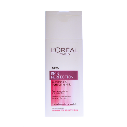 L'Oreal Paris Hydra Total 5 Rich Cleansing Milk (Dry and Sensitive Skin)