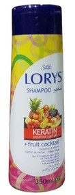 Lorys Kertain Shampoo with Fruit Cocktail 350ML