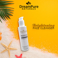 DreamPure Naturals Brightening Face Cleanser 200ML Buy online in Pakistan on Saloni.pk