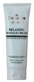 DermaPure Naturals Relaxing Massage Cream 200ML